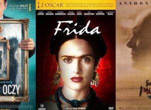 filmy o malarzach, Frida, Picasso,