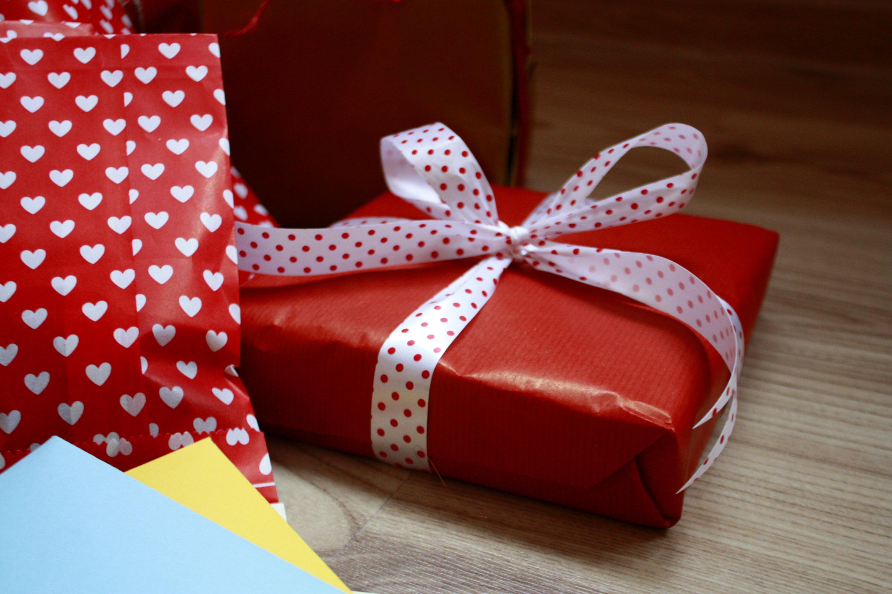 Pakowanie prezentów inspiracja