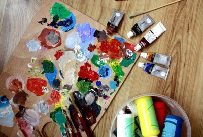 arteterapia leczenie poprzez sztuke