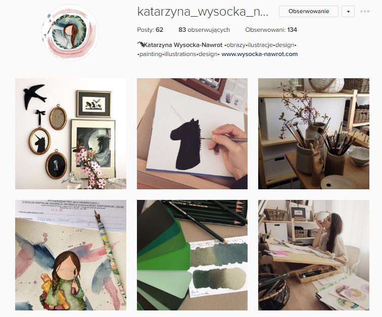 katarzyna_wysocka_nawrot instagram
