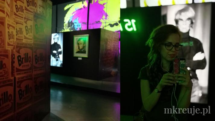 Dali Warhol we Wrocławiu 2018