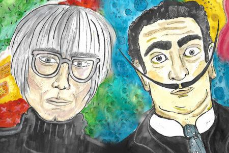 Salvador Dali i Andy Warhol we Wrocławiu, wystawa tymczasowa