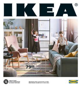 katalog ikea 2019 okładka