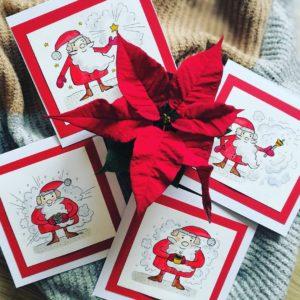 kartki bożonarodzeniowe