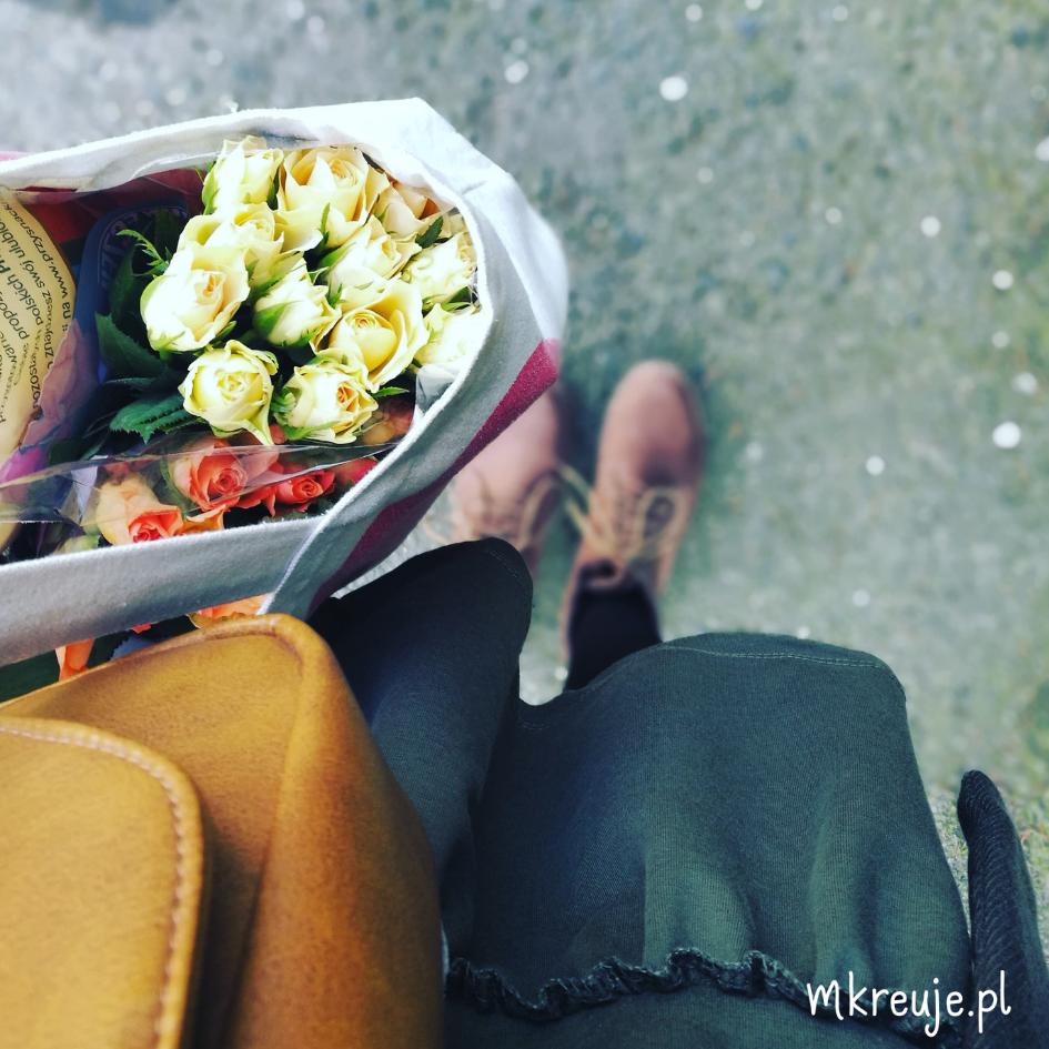 Wiosna w rozkwicie, przebudzenie, mkreuje blog